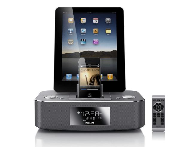 Philips-dual-docking-iPad-dock