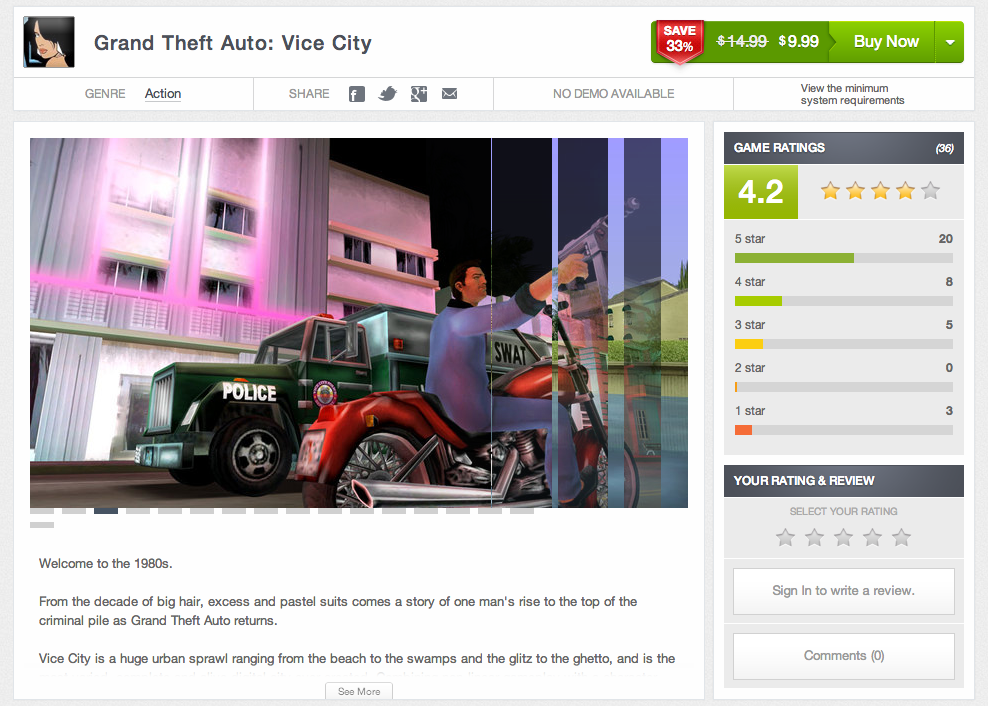 How to get gta san andreas on mac