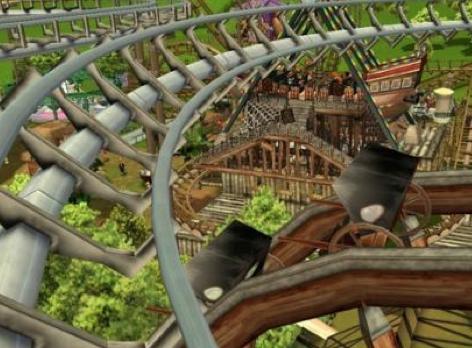 75% off RollerCoaster Tycoon 3 Platinum through GameAgent