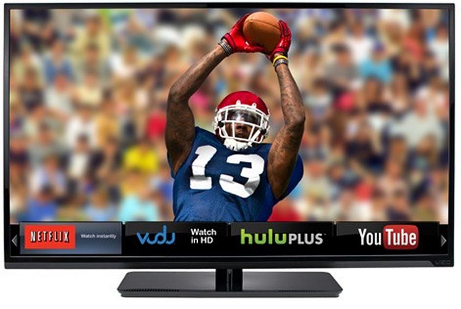 VIZIO E420I-A1 42%22 1080p 120Hz LED Smart TV with Wi-Fi