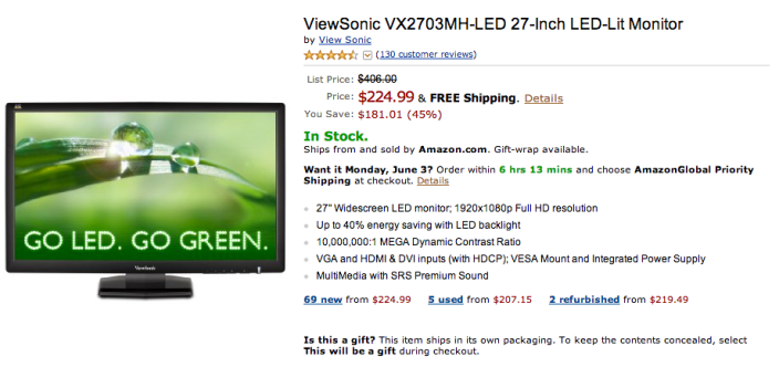 VX2703MH-LED 27-ViewSonic-02
