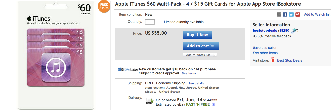 itunes_gift card