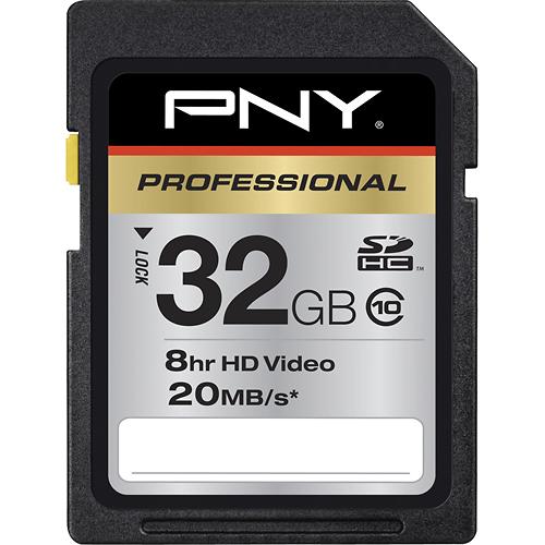 PNY-32GB-clas-10