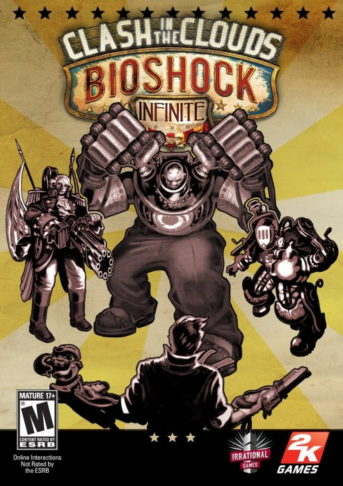 Bioshock-Clash in the Clouds-release