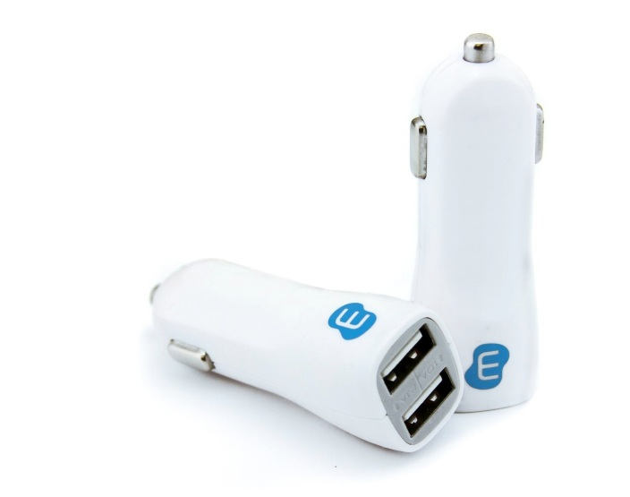 Etronic 2.1Amps-2W Dual USB Car charger-sale-01