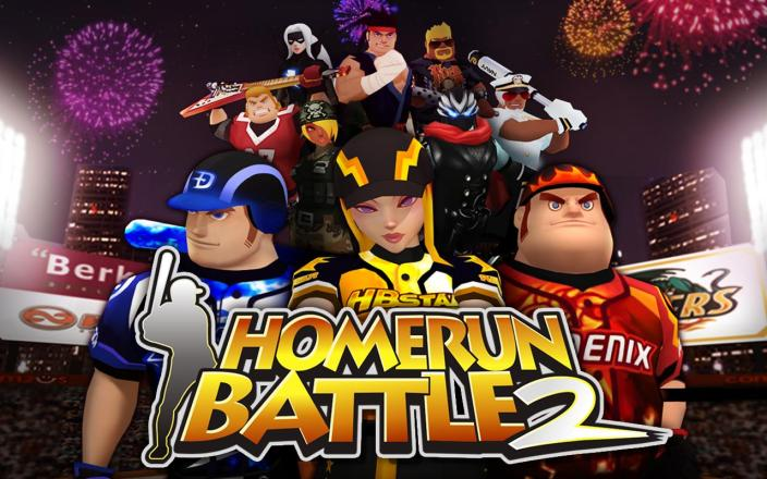 Homerun Battle 2-FREE-iOS