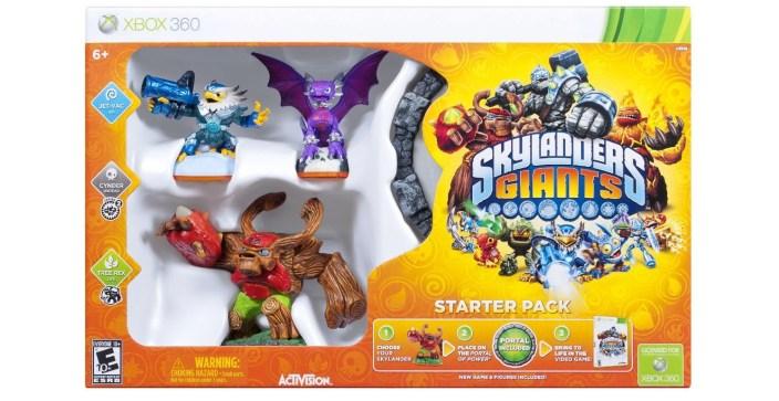Skylanders-Giants-Starter-Kit-Gold Box-sale