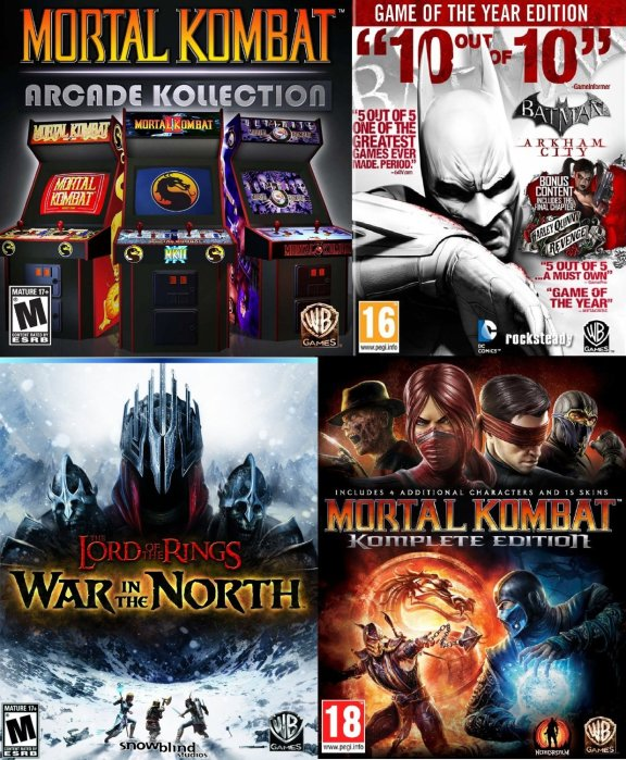 Immortal Acition Pack-sale-Mortal Kombat-PC