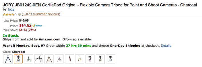 gorillapod-deal-9to5toys