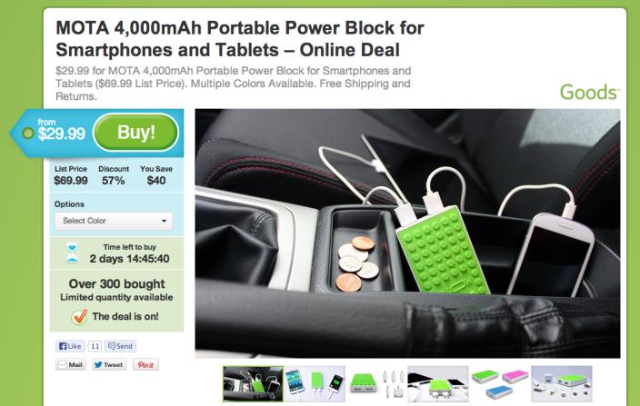MOTA-4000mAh-Portable Power Block-sale-shipped-02