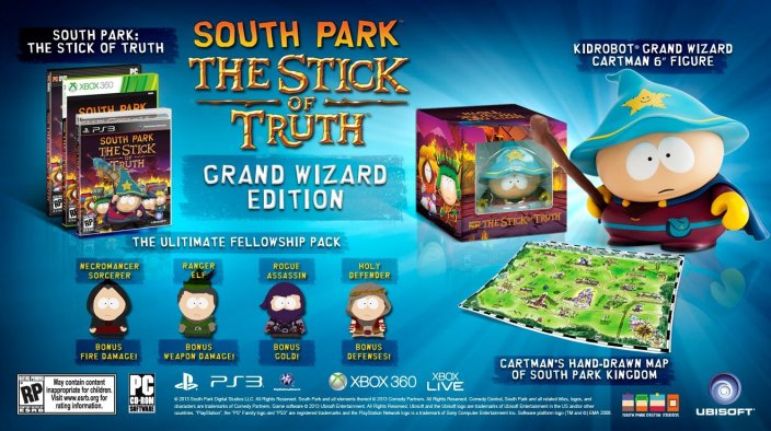 South Park Stick of Truth-special edition-preorder-01