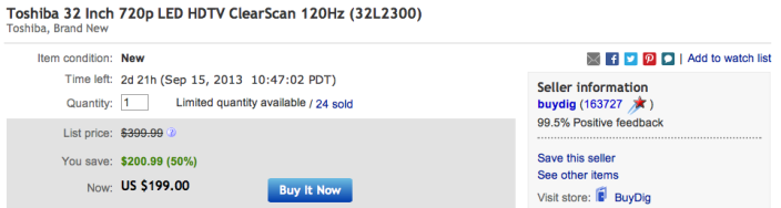 toshiba-hdtv-deal-ebay