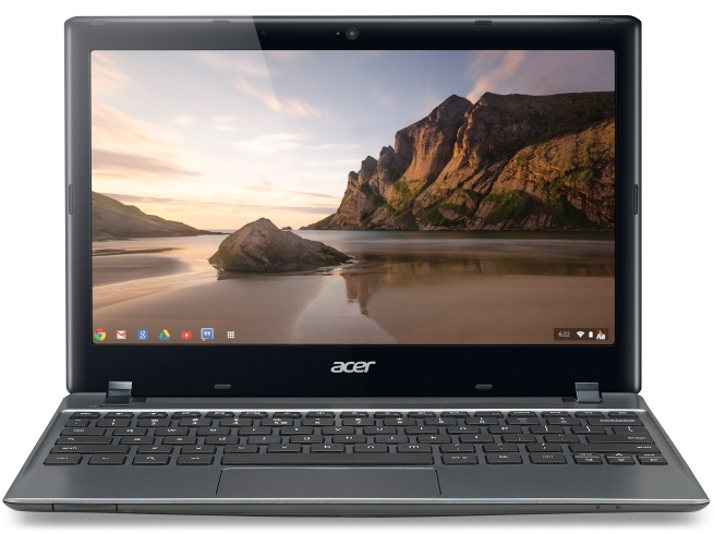 Acer-11.6%22-Chromebook-2GB 320GB-Chrome-OS