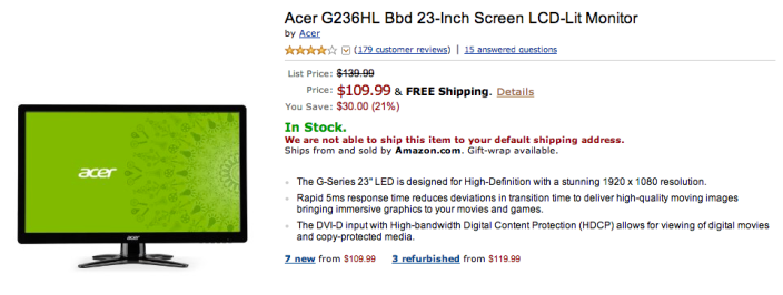 Acer-G236HL-Monitor-GSeries-1080p-monitor-sale-02