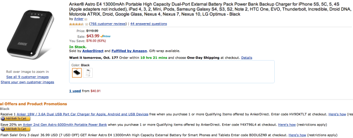 anker-astro-deal-amazon-listing-power-bank