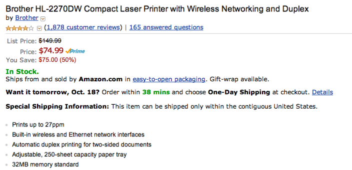 brother-wireless-laser-printer-amazon-listing