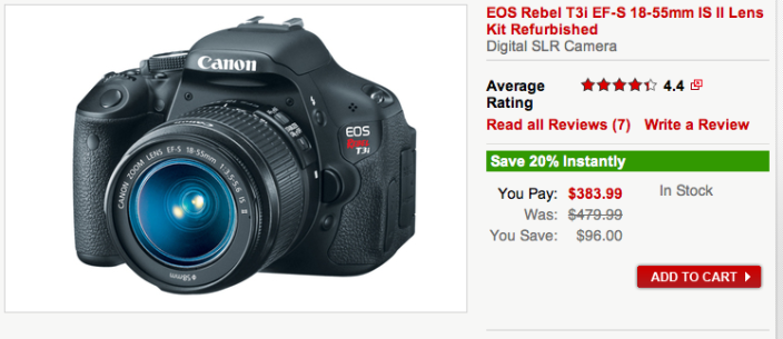canon-refurb-t3i-listing-deal