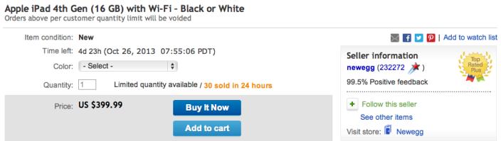 ebay-newegg-ipad-4th-gen-deal