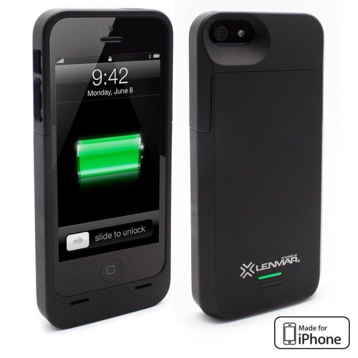 Lenmar Meridian-2300mAh-battery case-iPhone 5-5s-sale-01