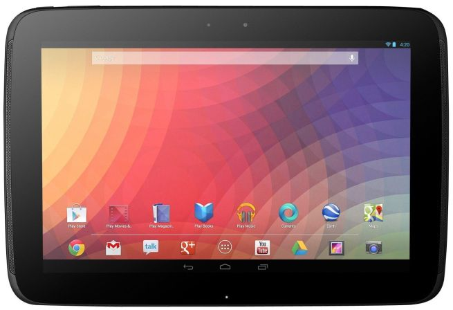 Samsung-Google-Nexus-10%22 Black-16GB-WiFi-Android-Jelly-Bean-10-Tablet