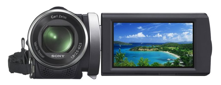 Sony HDR-PJ200:B Full HD-camcorder-projector-sale-01