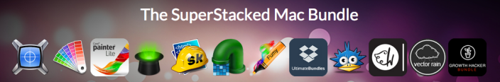 The SuperStacked Mac Bundle-Specials-design apps-Mac