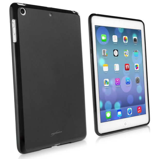 BoxWave-Apple-iPad-Air-Blackout-Case-Durable-Slim-Fit-Protective-TPU-Gel-Case
