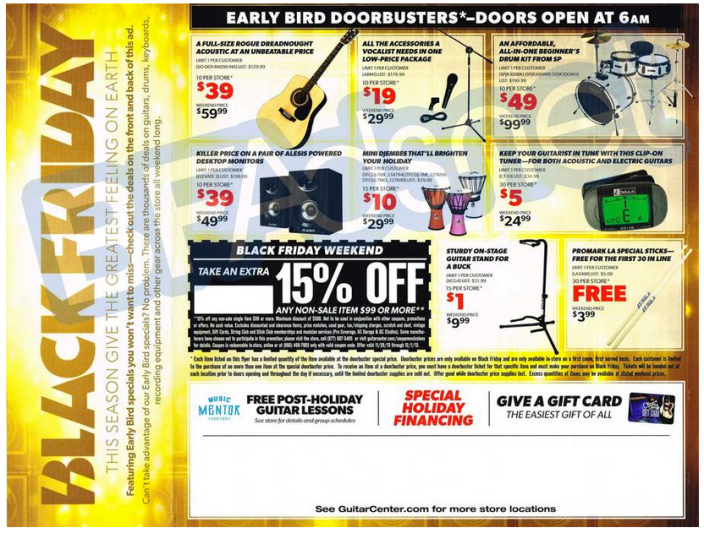 Guitar Center-Black Friday-sale-leak-ad-01