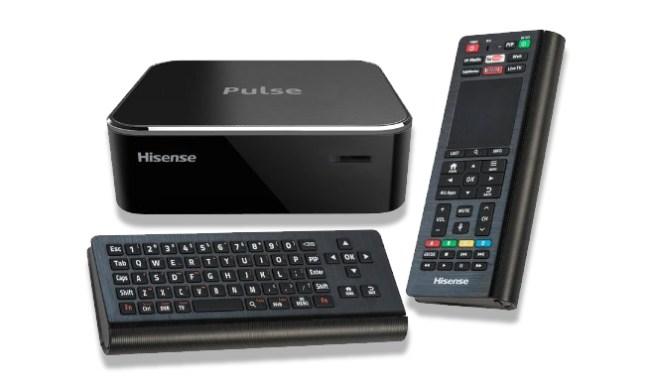 Hisense Pulse HD Streaming Media Player w: Google TV