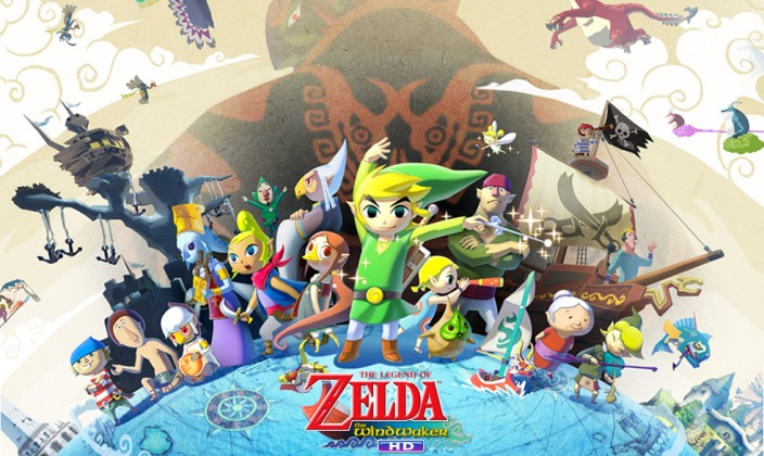 Legend of Zelda-Wind Waker HD-sale-01