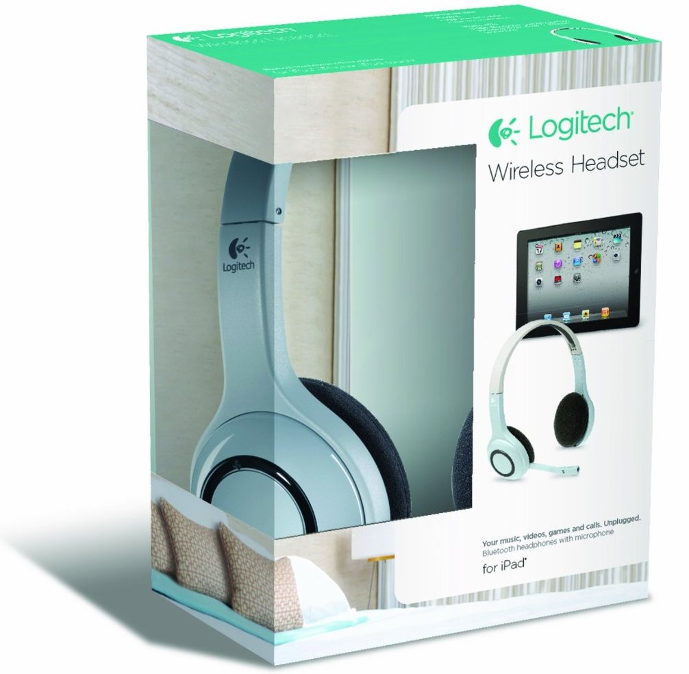 Logitech Bluetooth Over Ear Headphones Noise Cancelling Mic 21 9to5toys