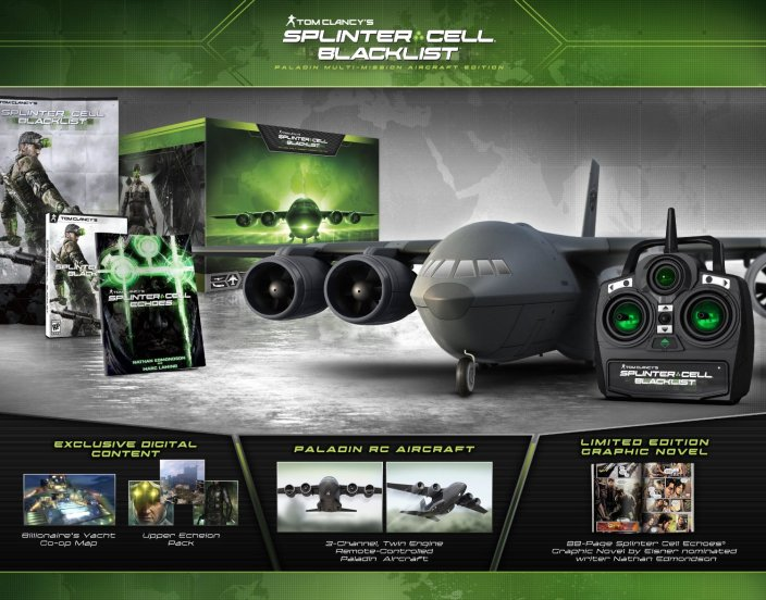 Tom Clancy-Splinter Cell Blacklist-Paladin-Multi-Mission-Aircraft-Edition-sale-01