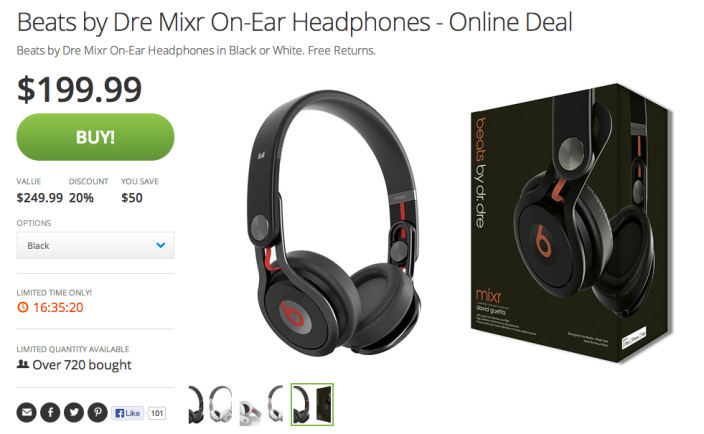 beats by dre mixr 175 shipped reg 250 9to5toys