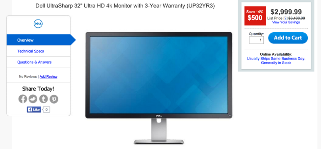 Dell-UltraSharp-32%22-HD-4k-Monitor