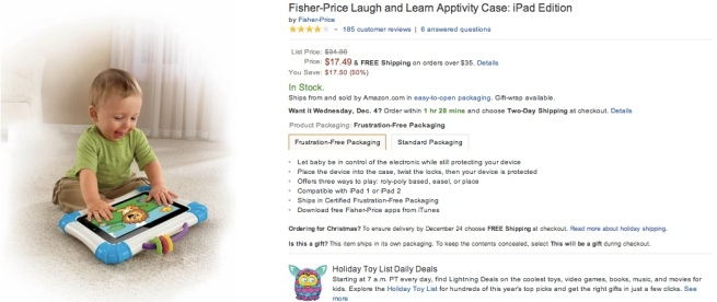 Fisher-Price-Laugh&Learn-Apptivity-Case-iPad Edition