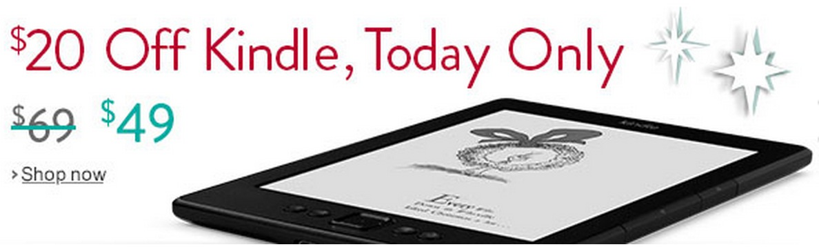 Kindle-wifi-sale-discount