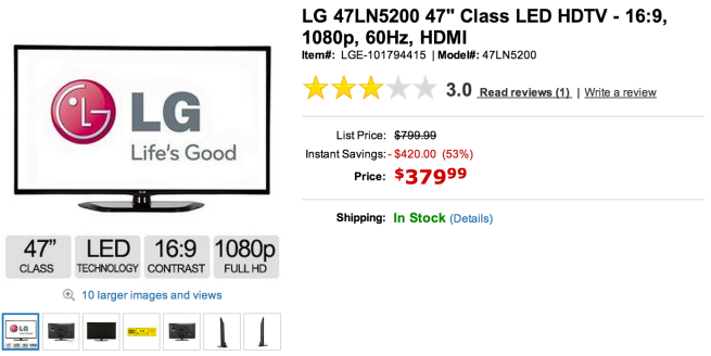 LG-47LN5200-47%22-Class-LED-HDTV-1080p-60Hz-HDMI