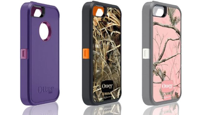 OtterBox-Defender-Apple-iPhone-5-Case-Choice-of-7- Colors