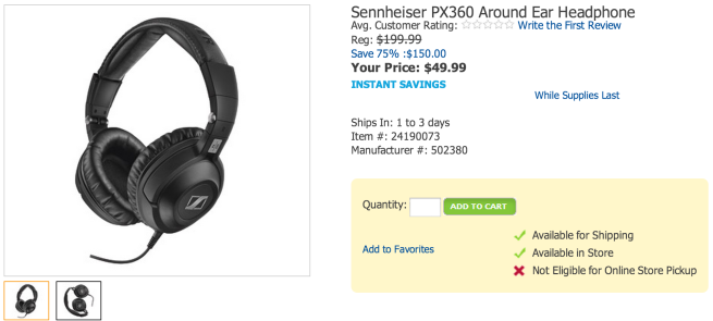 Sennheiser-PX360-Around-Ear-Headphone