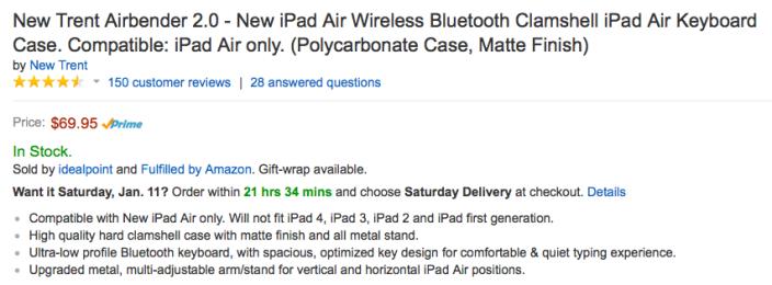 airbender-2.0-deal-ipad-air-case-amazon