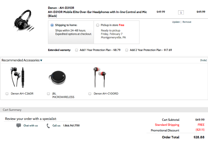 Denon AH-D310R-Mobile Elite-over-ear headphones-sale-02