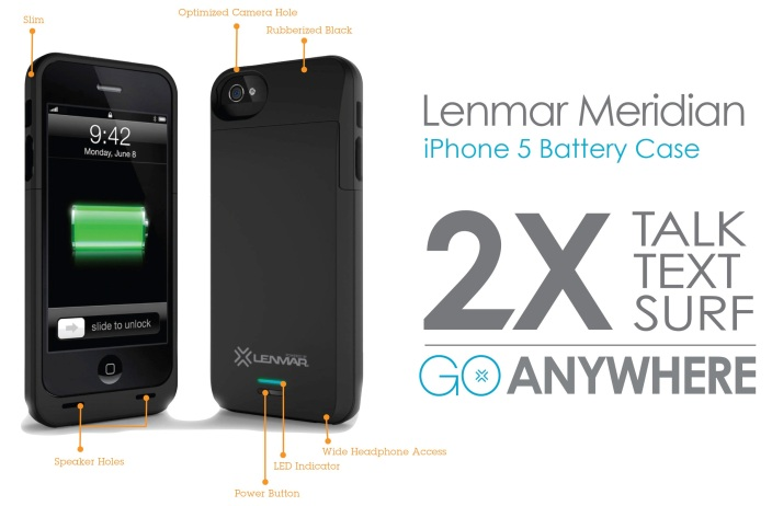 Lenmar Meridian-2300mAh-battery case-iPhone 5:5s-sale-01
