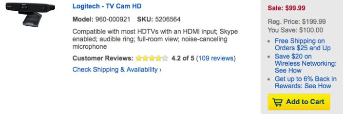 logitech-HD-TV-camera-Best-Buy-deal-Day