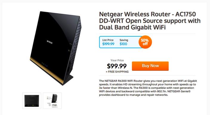 NETGEAR-AC1750-dual band-Gigabit-wireless router-sale-02