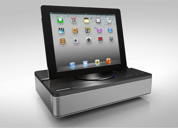 Panasonic-desktop-wireless-speaker