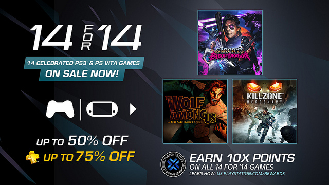 Playstation's 14 for '14-50% off-01