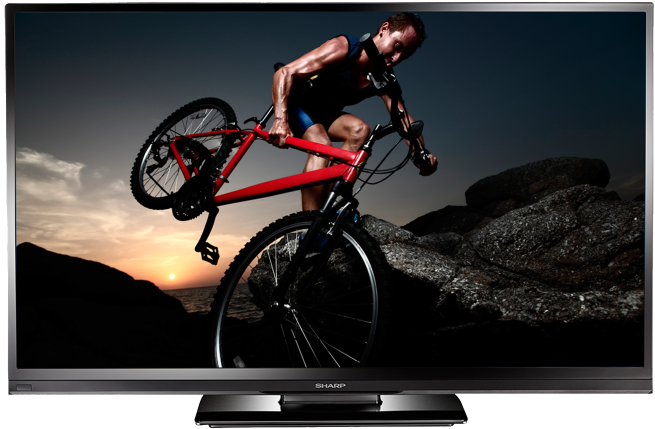 Sharp-42%22-LED-1080p-120Hz-HDTV