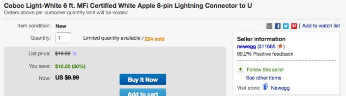 coboc-mfi-lightning-cable-newegg-ebay
