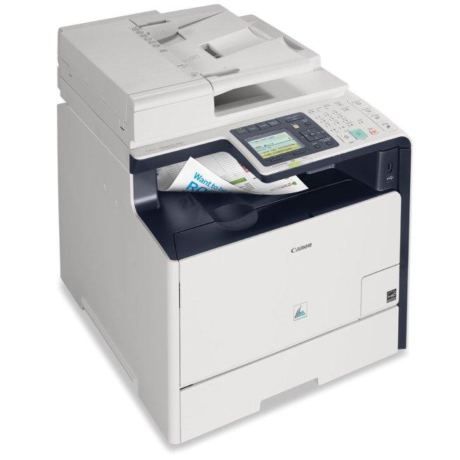 imageCLASS-MF8580Cdw-Wireless 4-In-1-Color-Laser Multifunction-Printer