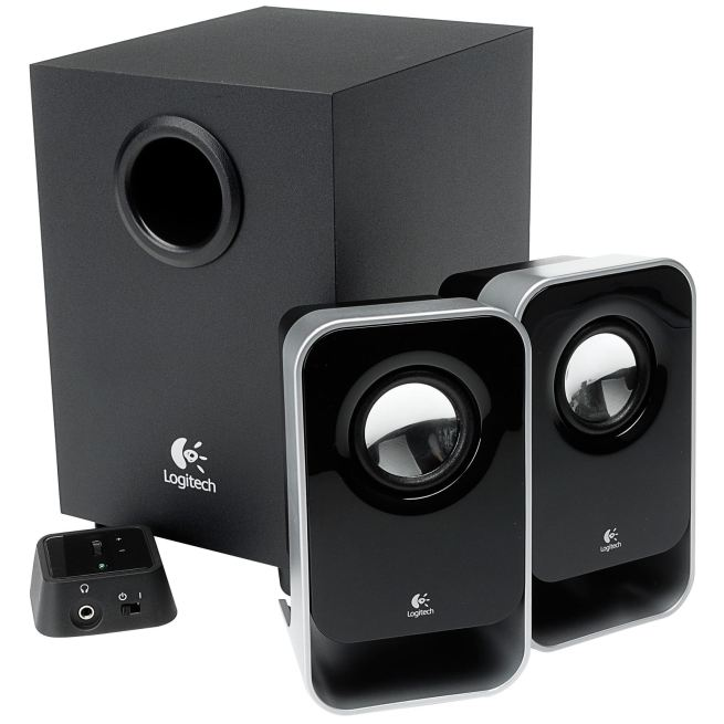 Logitech-LS21-2.1-Speaker-System